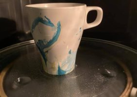 Why you should never boil water in a microwave