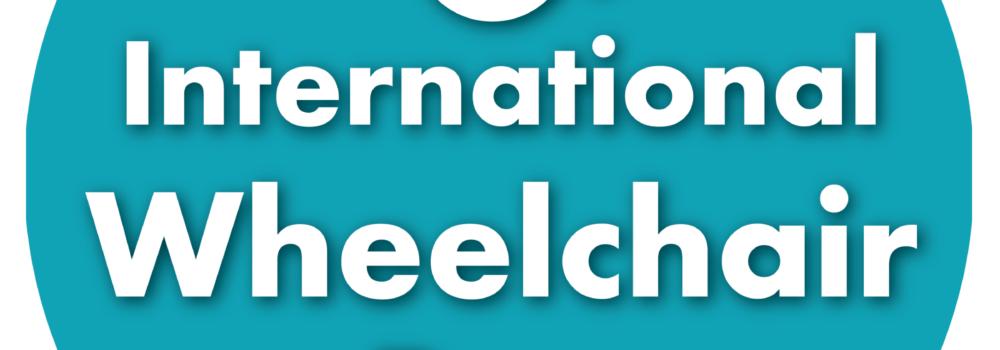 International Wheelchair Day Logo